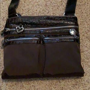 Brighton Go Go Messenger cross body purse